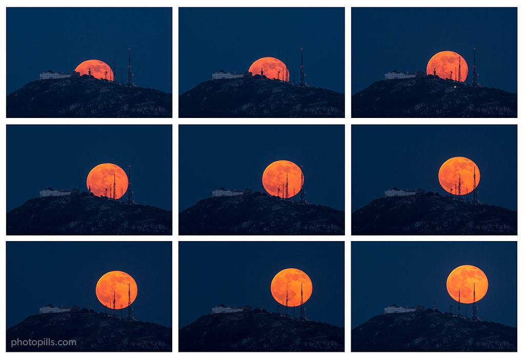"""Cómo fotografiar la """"superluna"""" de esta noche: algunos vídeos y consejos para inspirarse"""