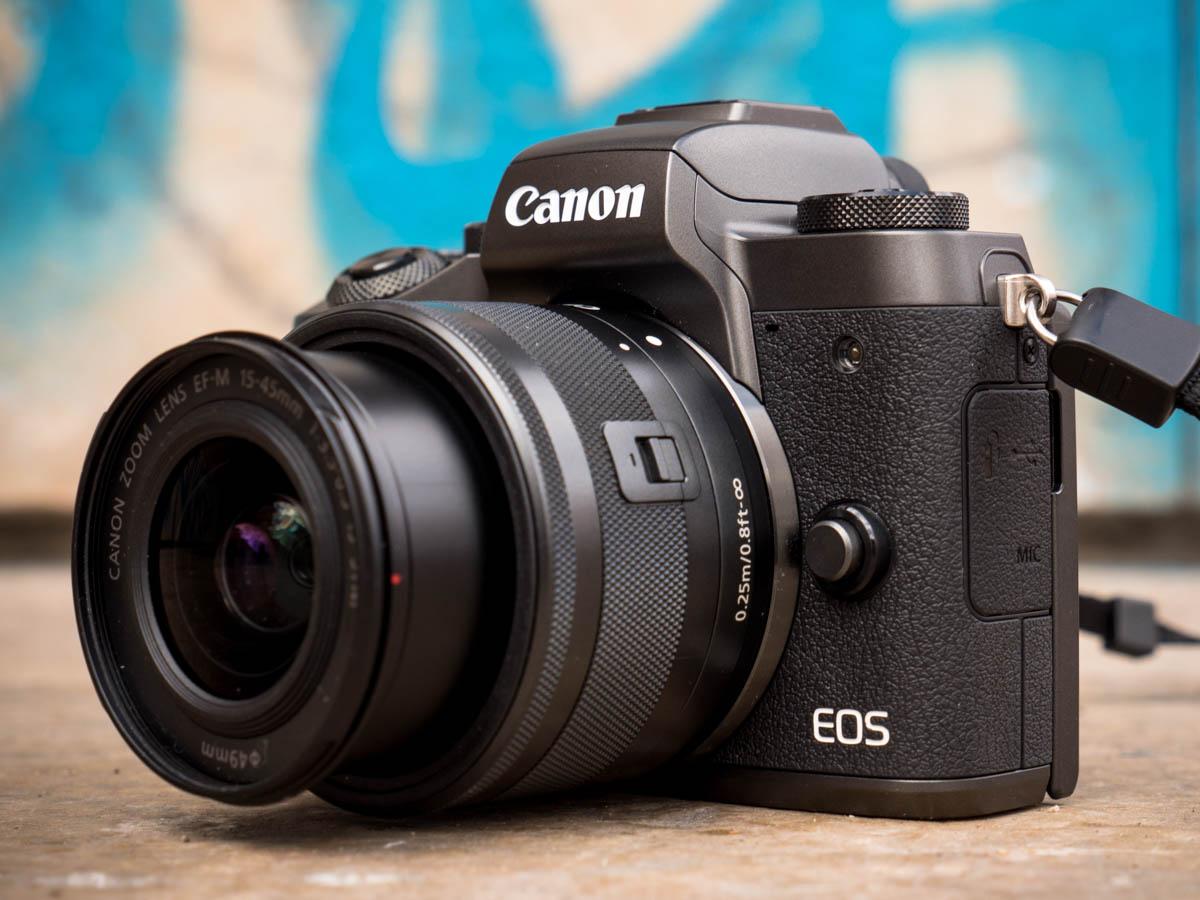 Canon y su sin espejo de formato completo: ¿llegará en septiembre o ...