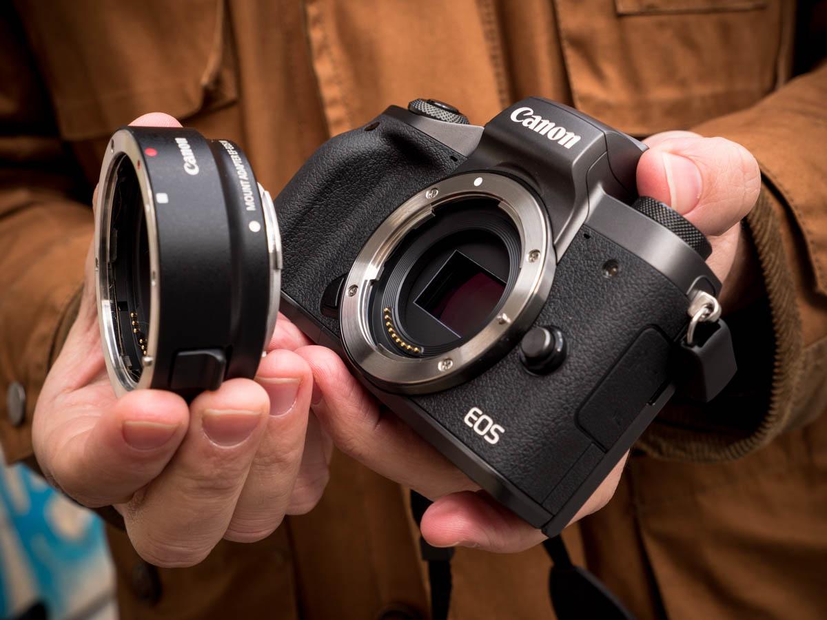 Canon EOS M5: análisis   PHOTOLARI