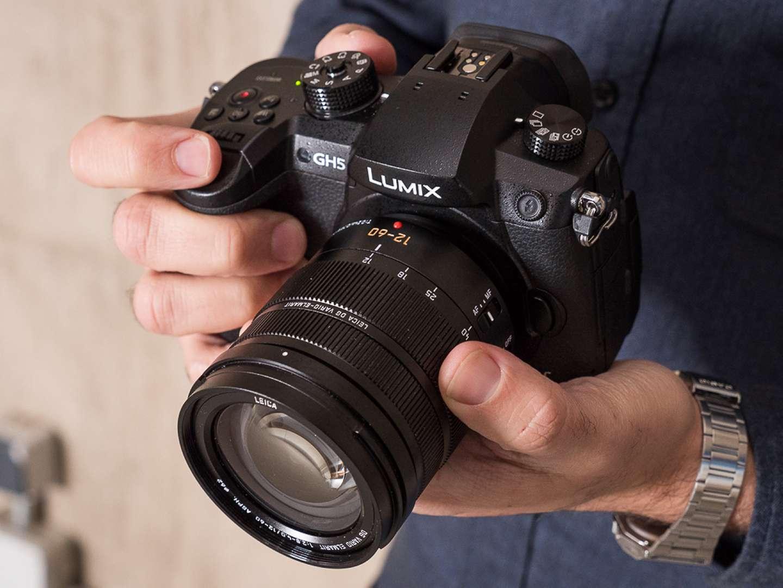 Grabando vídeo con la Panasonic Lumix GH5: primeras impresiones ...