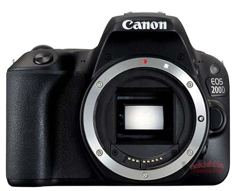 Canon EOS 200D, así será la nueva réflex más pequeña de la firma ...