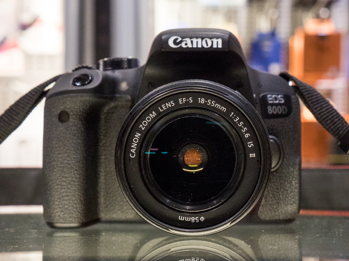 Canon EOS 800D: análisis - PHOTOLARI