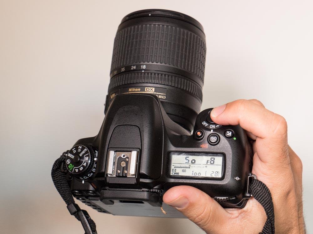 Nikon D7500: análisis | PHOTOLARI