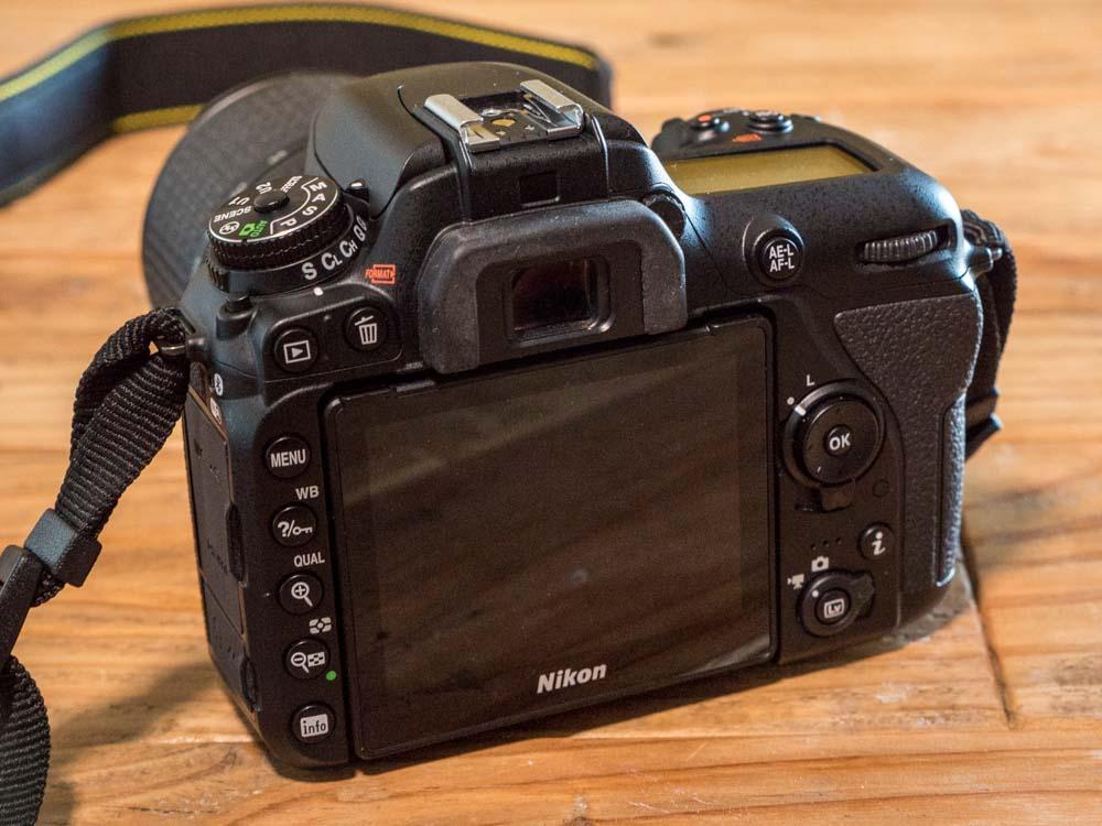 Nikon D7500: análisis - PHOTOLARI