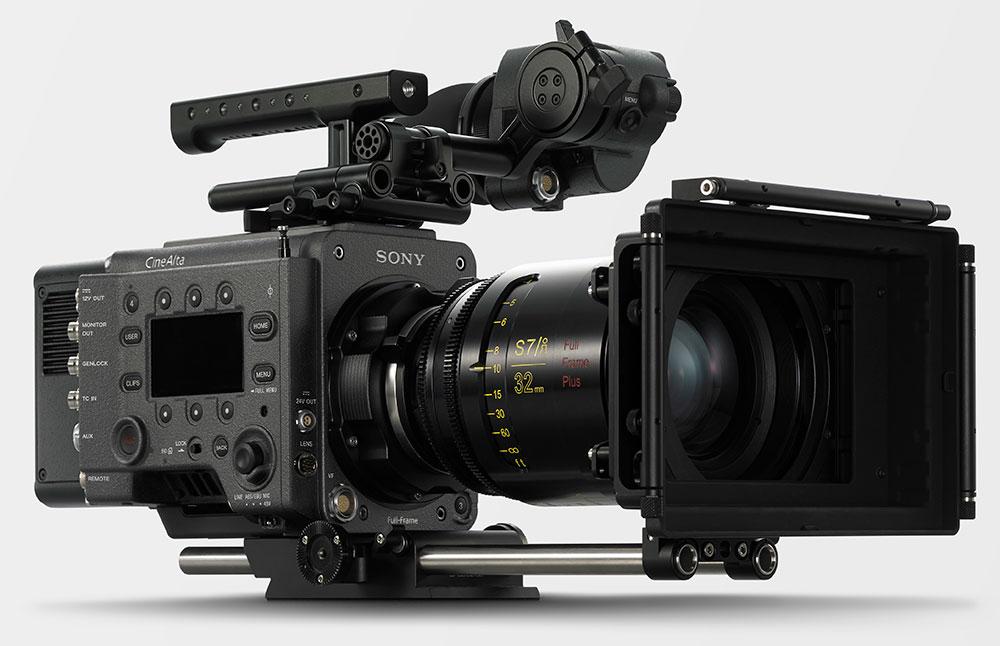 Sony Venice: la primera cámara de cine con sensor de formato ...