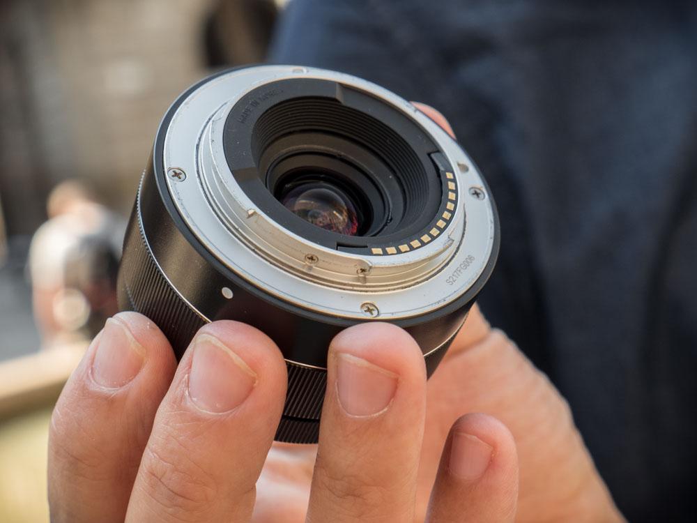 Samyang 35 mm f2.8 FE AF