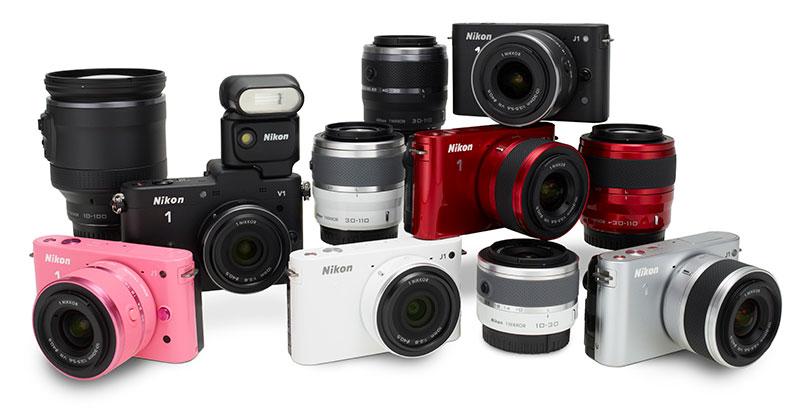 Nikon entierra oficialmente su gama de cámaras sin espejo Nikon 1 ...