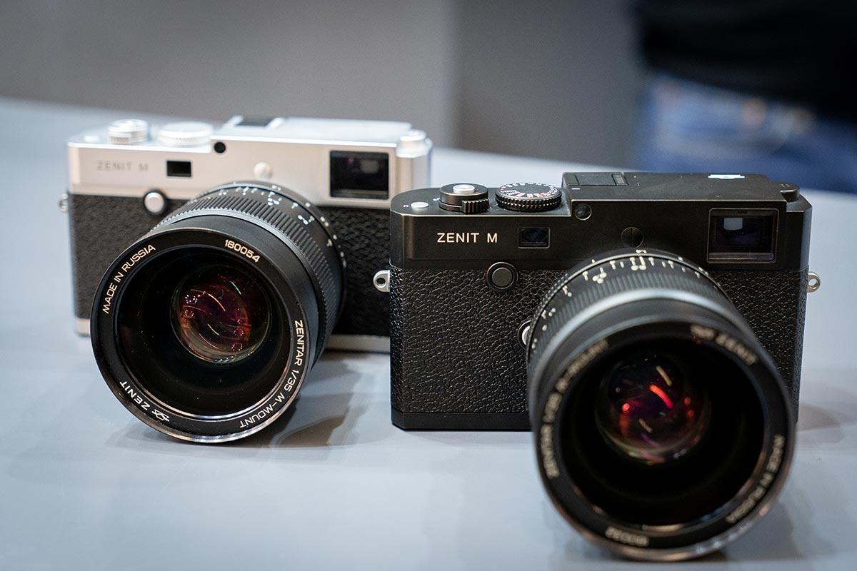 """Zenit se alía con Leica para presentar la Zenit M, su prometida """"sin ..."""