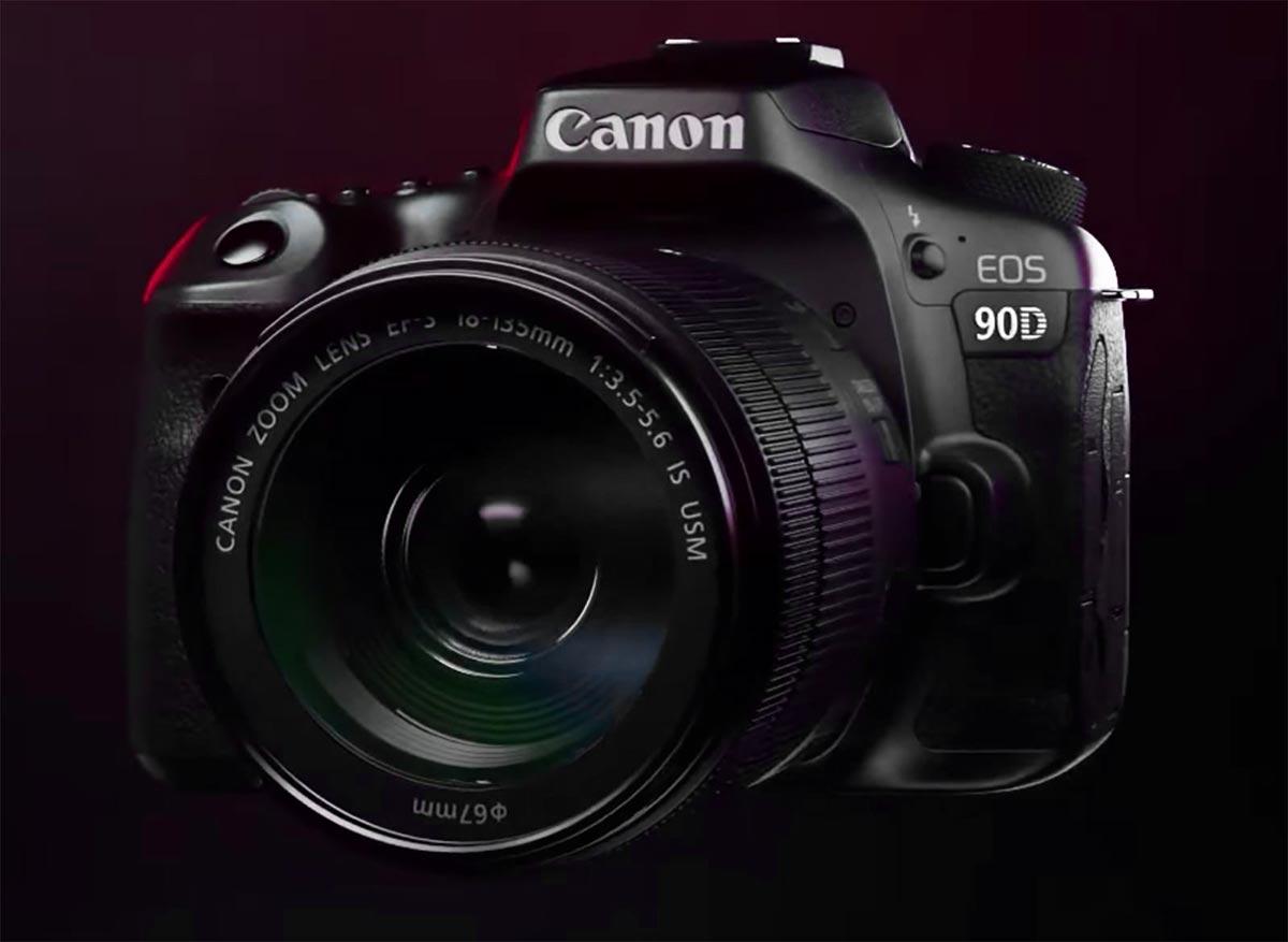 Canon EOS 90D: filtrada la nueva réflex APS-C con 32,5 MP