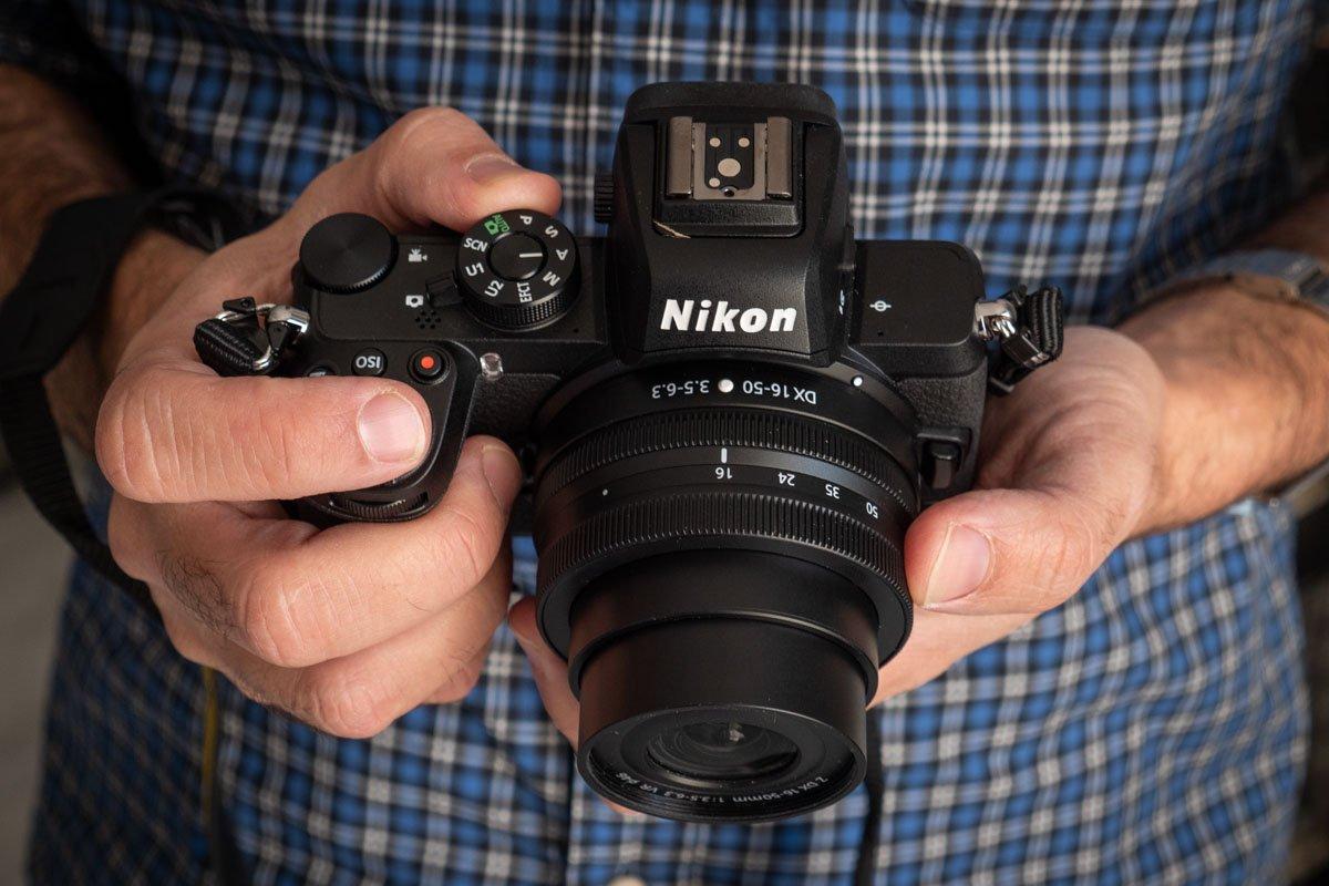Nikon Z50-18