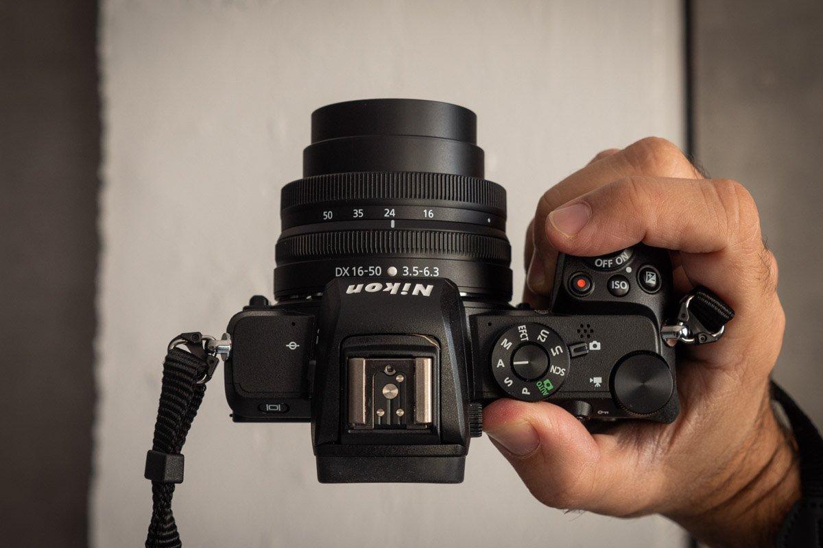 Nikon Z50-20