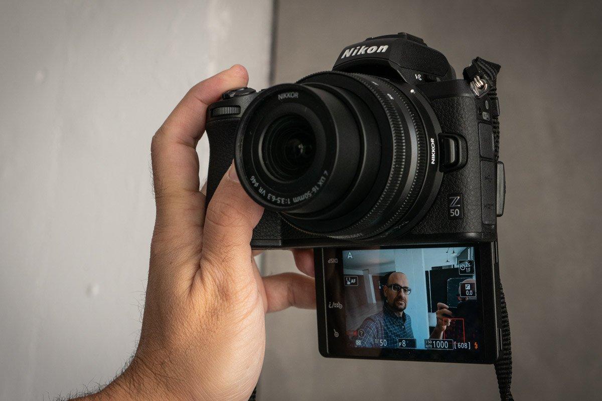 Nikon Z50-22