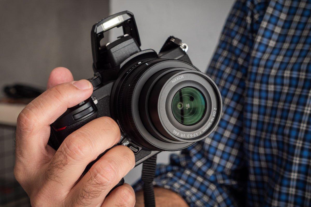 Nikon Z50-24