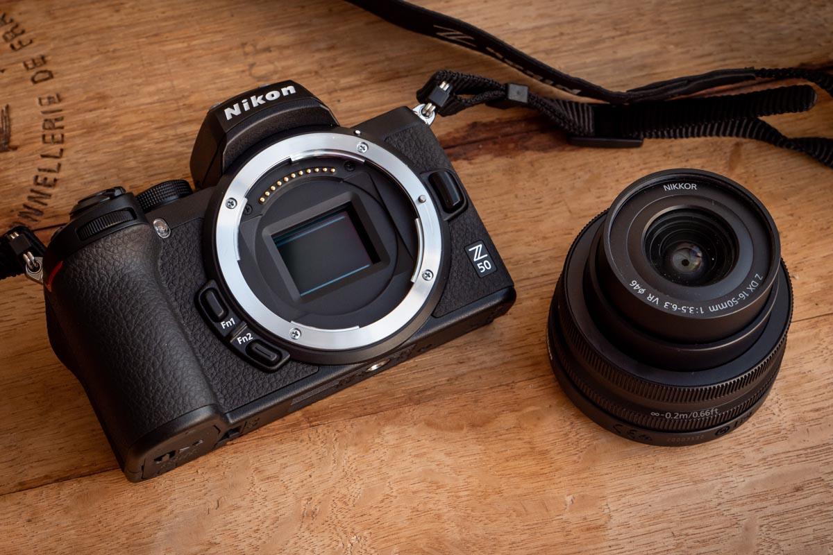 Nikon Z50-7