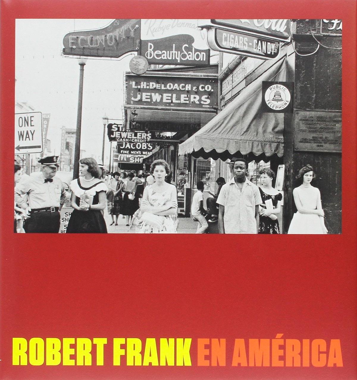 Robert Frank en America