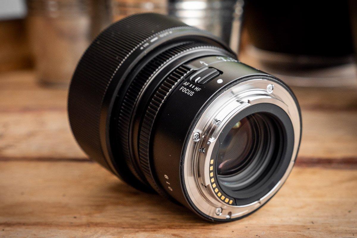 Sigma 45 mm f2,8 DG DN-6