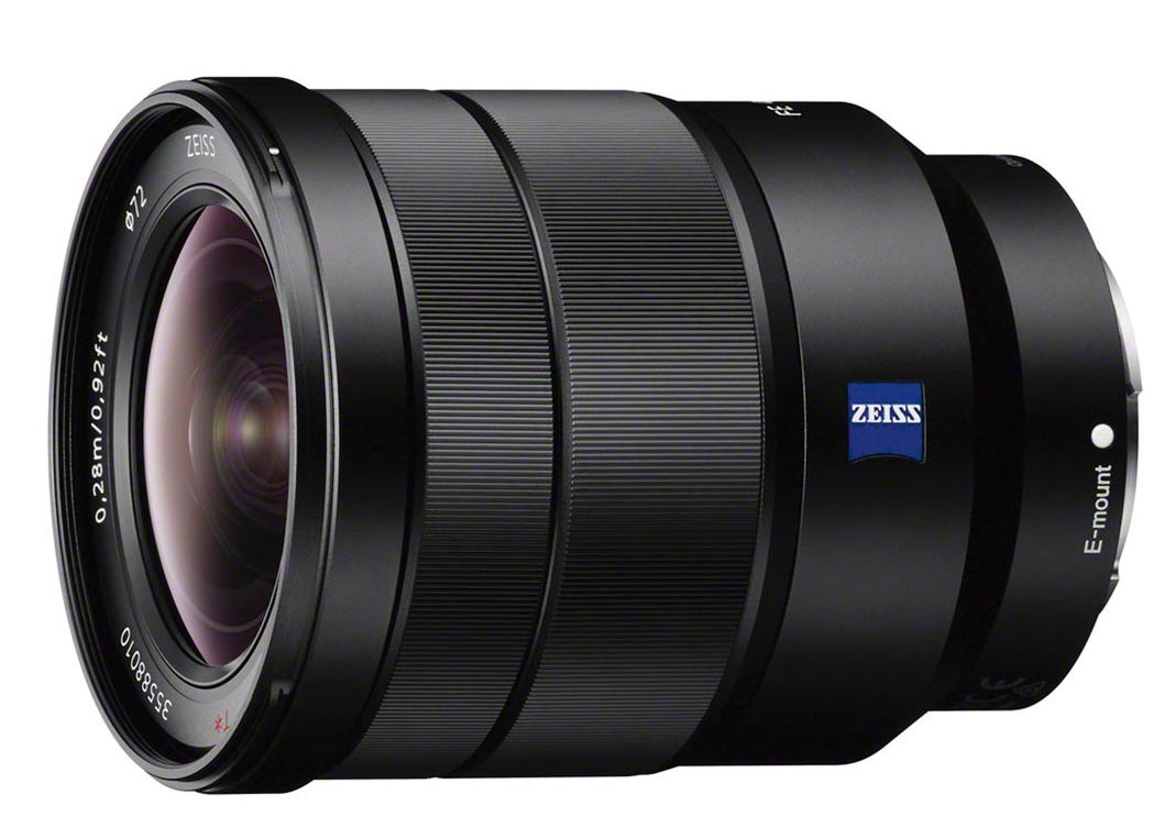 Sony 16-35 mm f4
