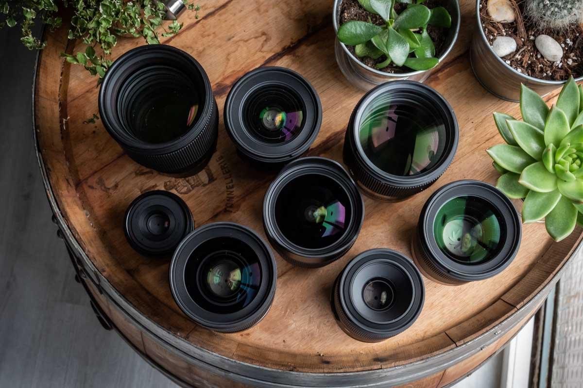 Sigma Lens-3
