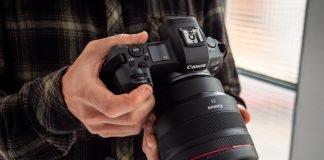 Canon 85 mm f1-2 rf-6