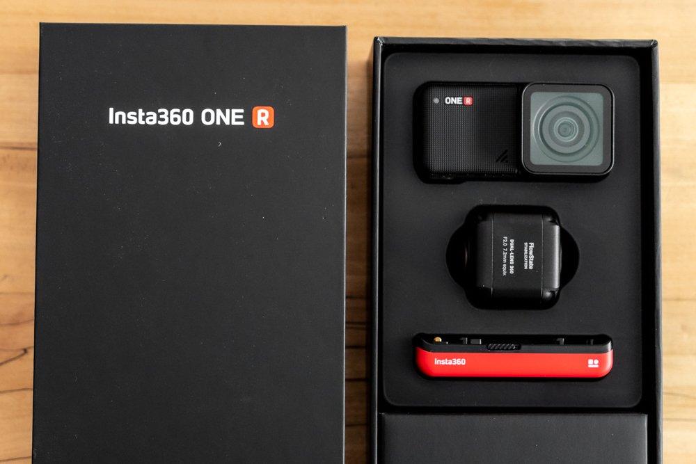 Insta360 One R-9