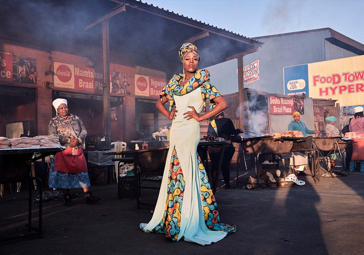 Lee-Ann Olwage – Sudáfrica – retrato