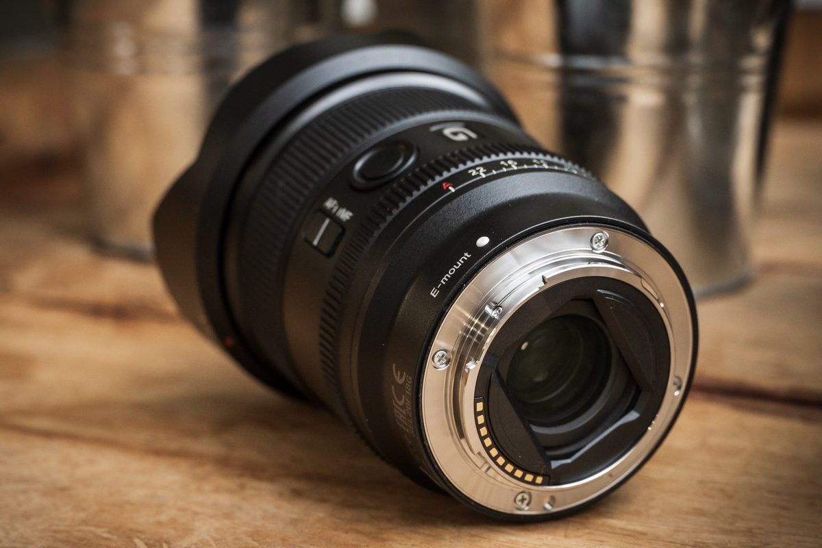 Sony FE 1,8 20 G-6