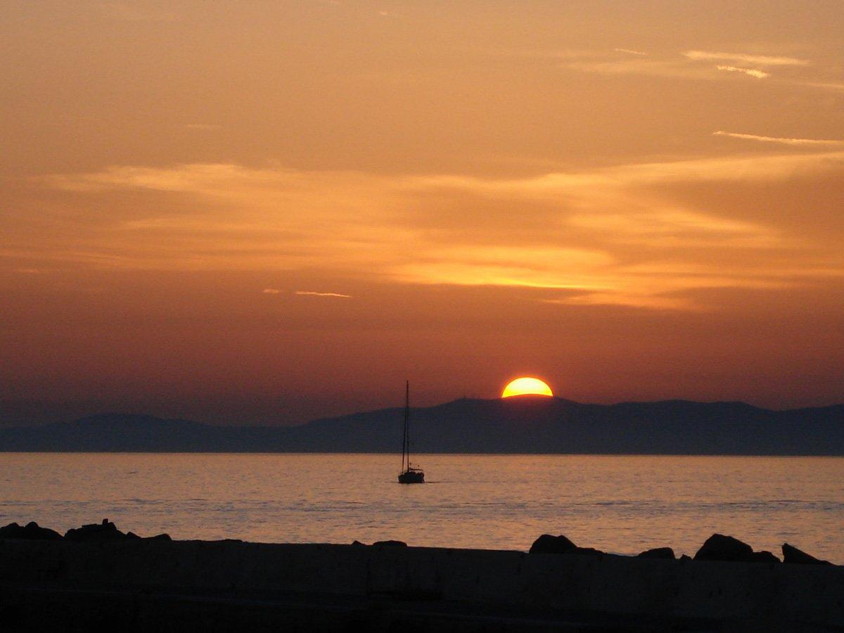 Santorini, Greece, Unsplash, by James Vo