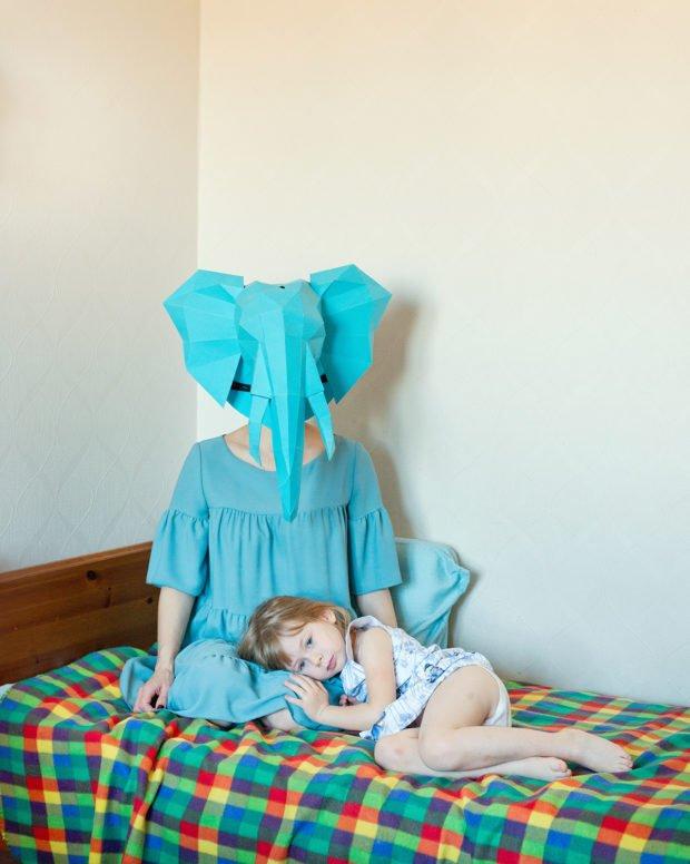 «Yulya»from the series «Hidden Motherhood» Russia, 2019