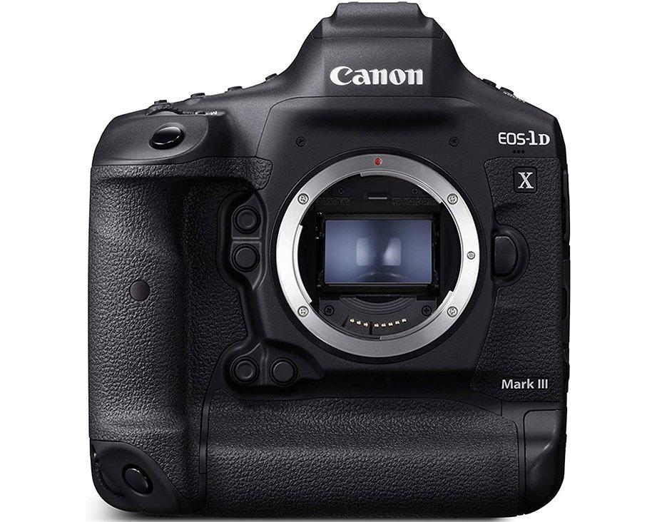Canon EOS-1DX Mark III base de datos