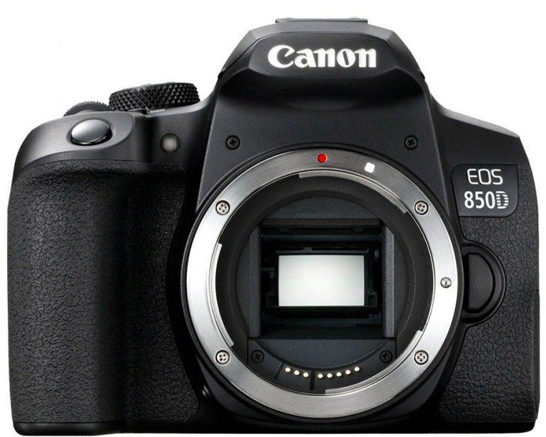 Canon EOS 850D (Rebel T8i )