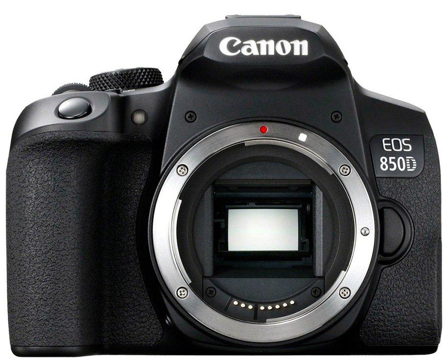 Canon EOS 850D base de datos