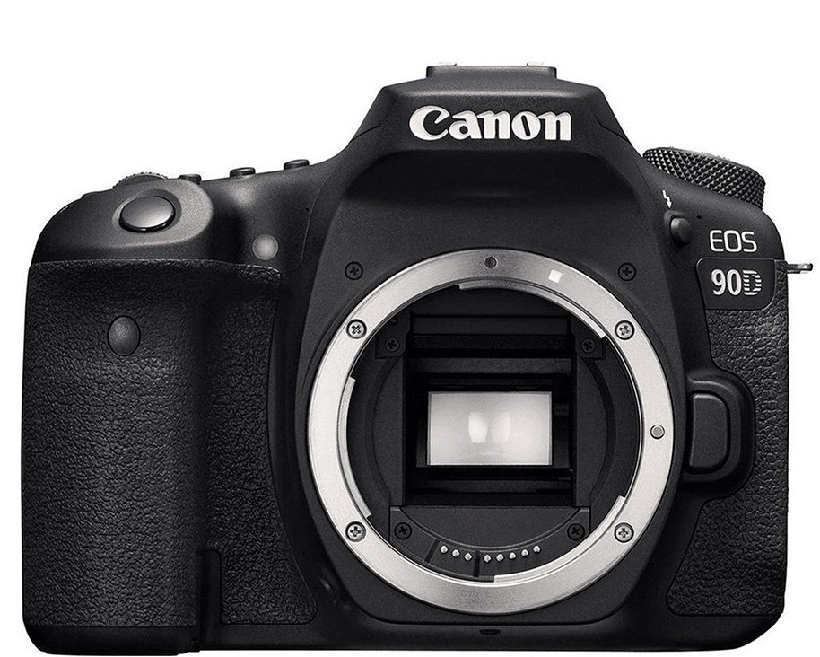 Canon EOS 90D base de datos