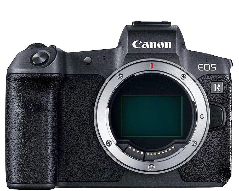 Canon EOS R base de datos