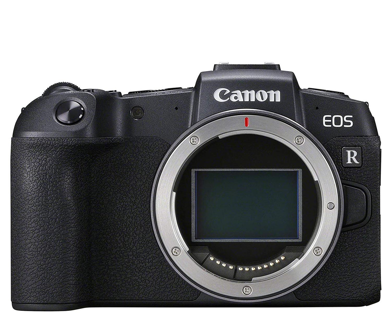 Canon EOS RP base de datos