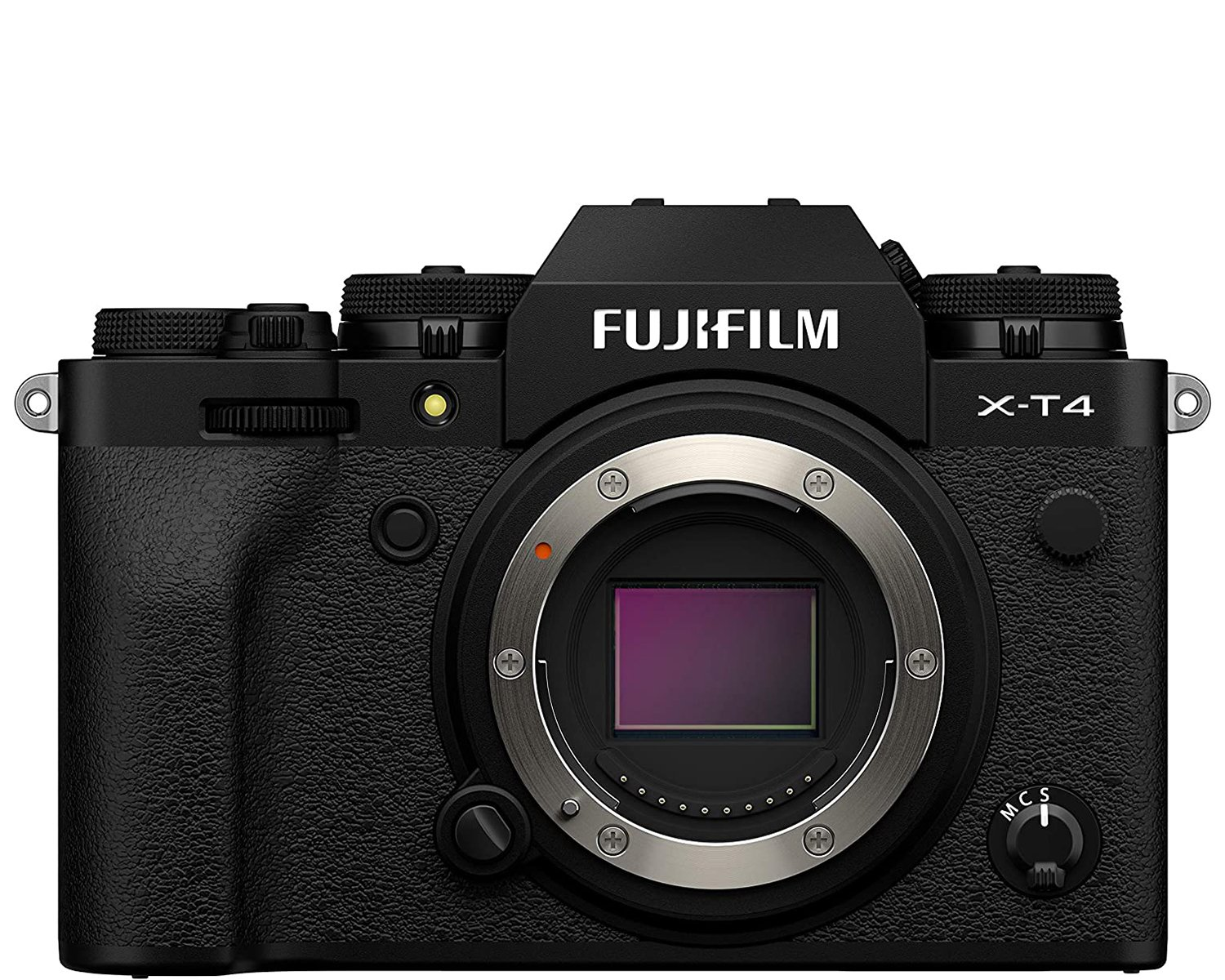 Fujifilm X-T4 base de datos