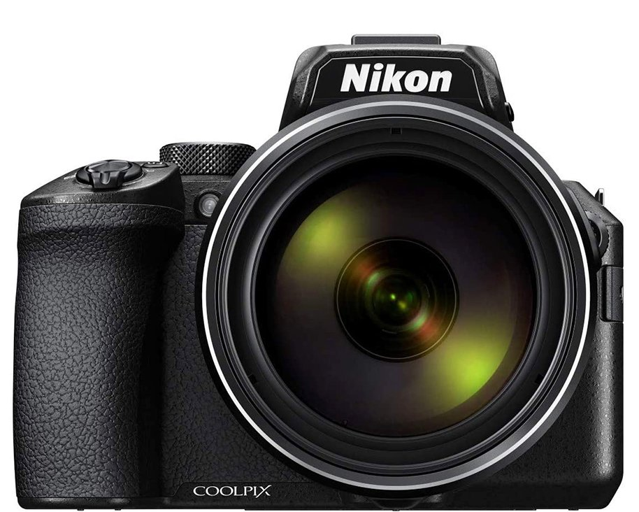 Nikon coolpix P950 base de datos