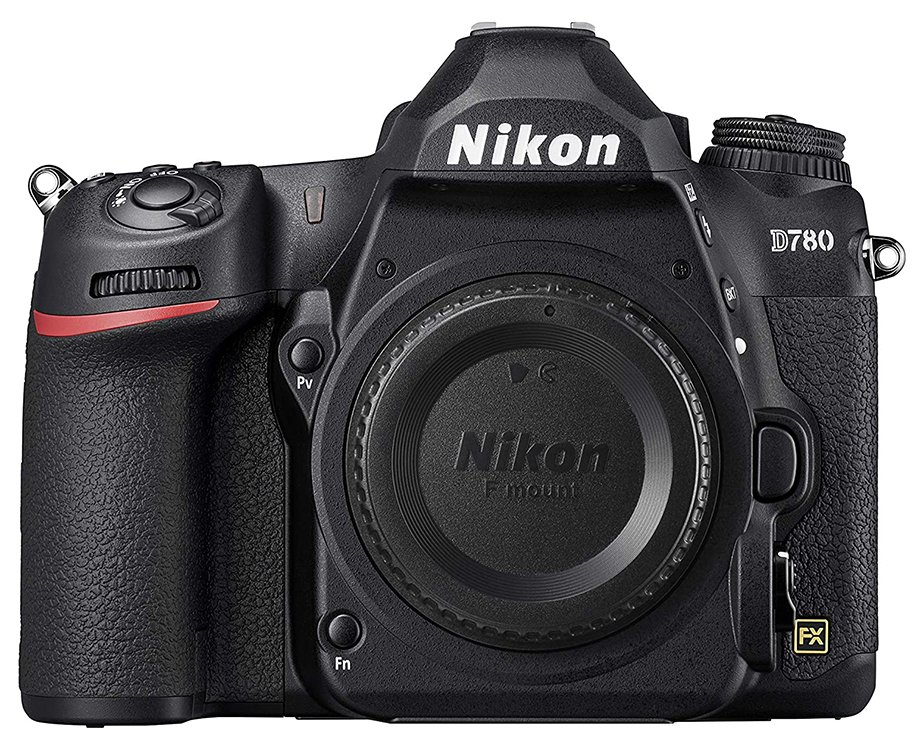 Nikon D780 base de datos
