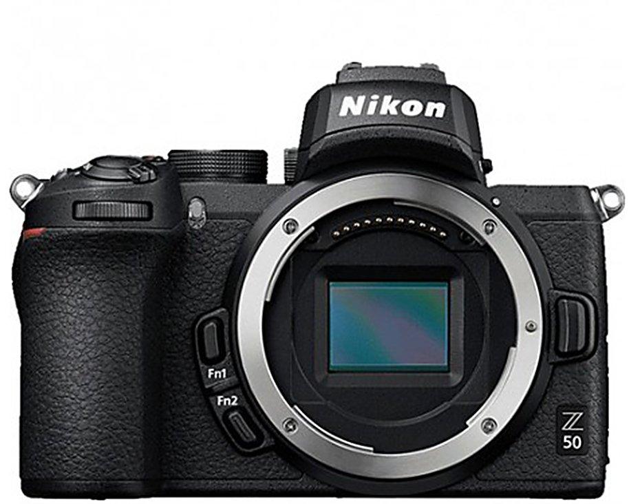 Nikon Z50 base de datos