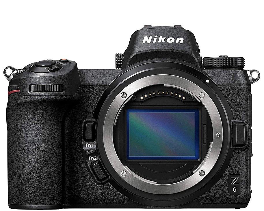 Nikon Z6 base de datos