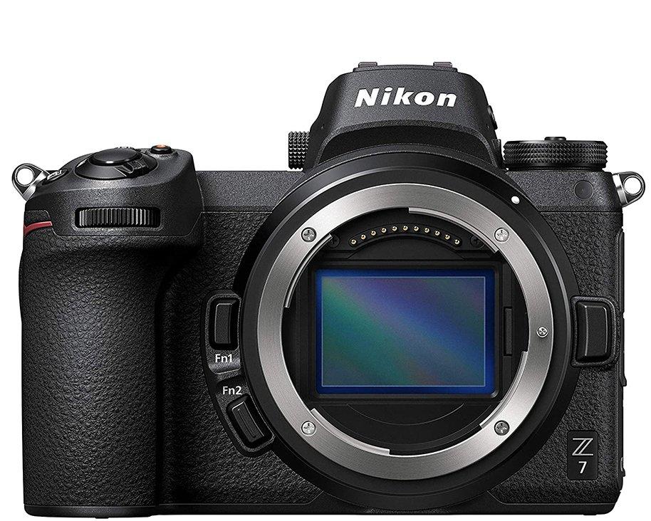 Nikon Z7 base de datos