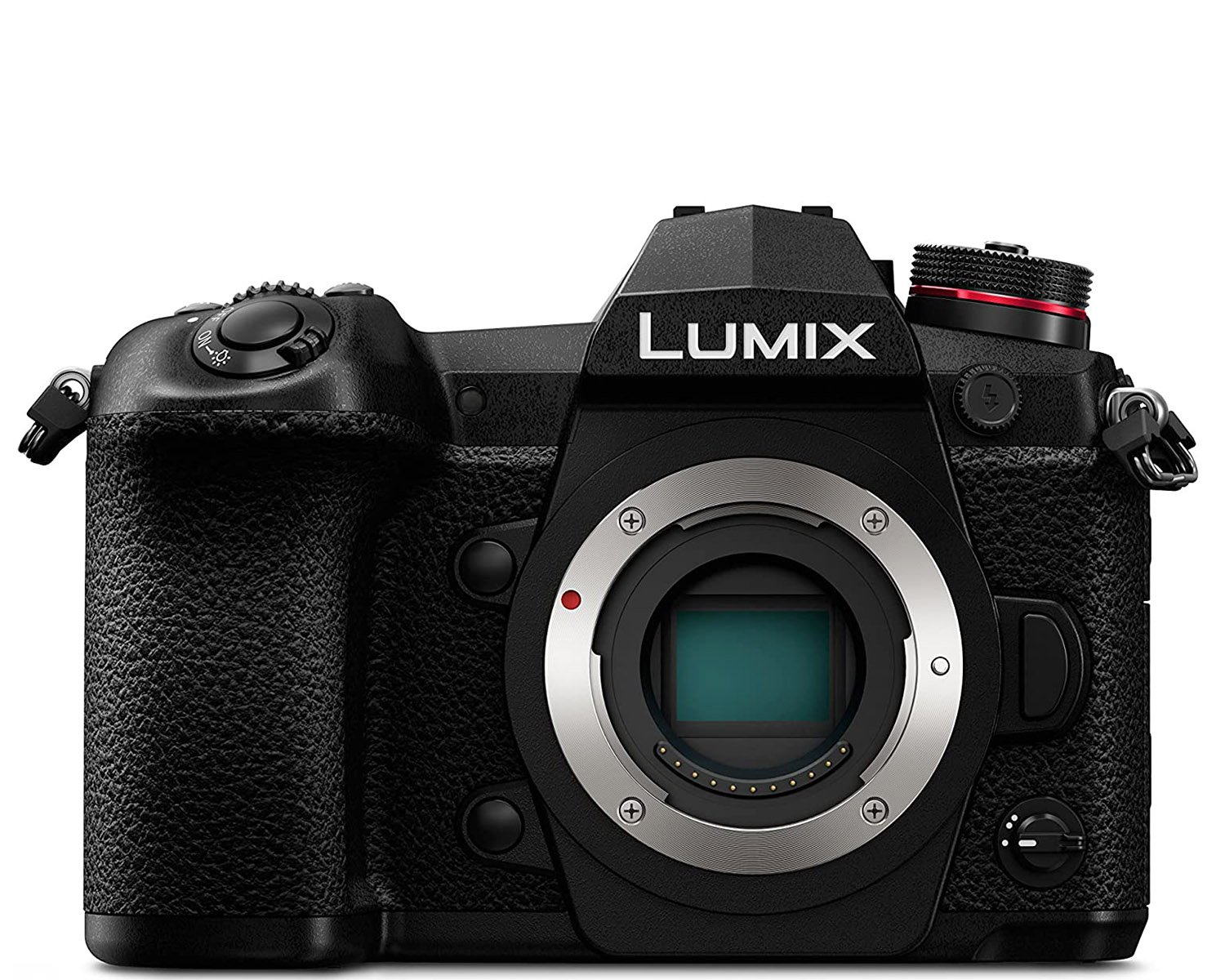 Panasonic G9 base de datos