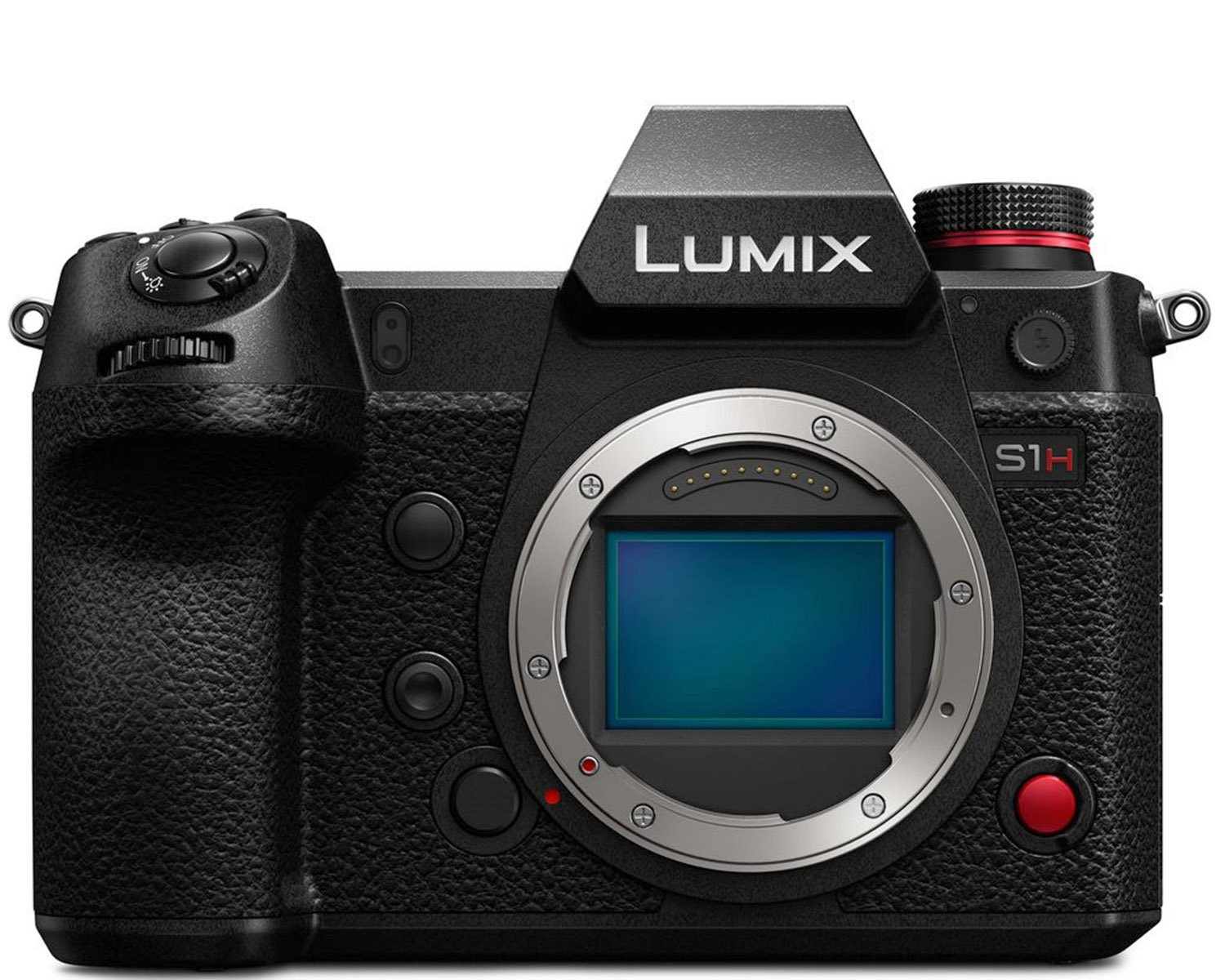 Panasonic Lumix DC S1H base de datos
