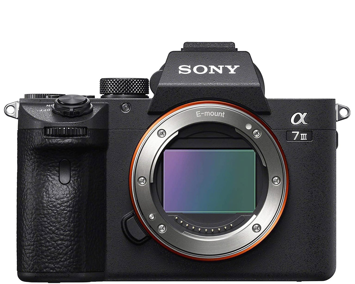 Sony A7 III base de datos