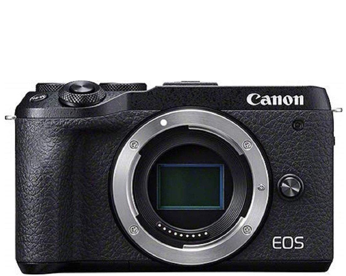 Canon EOS M6 Mark II - base de datos