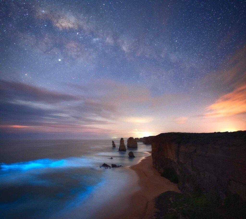 Milky-Way-and-bioluminescence-Australia-1024×912