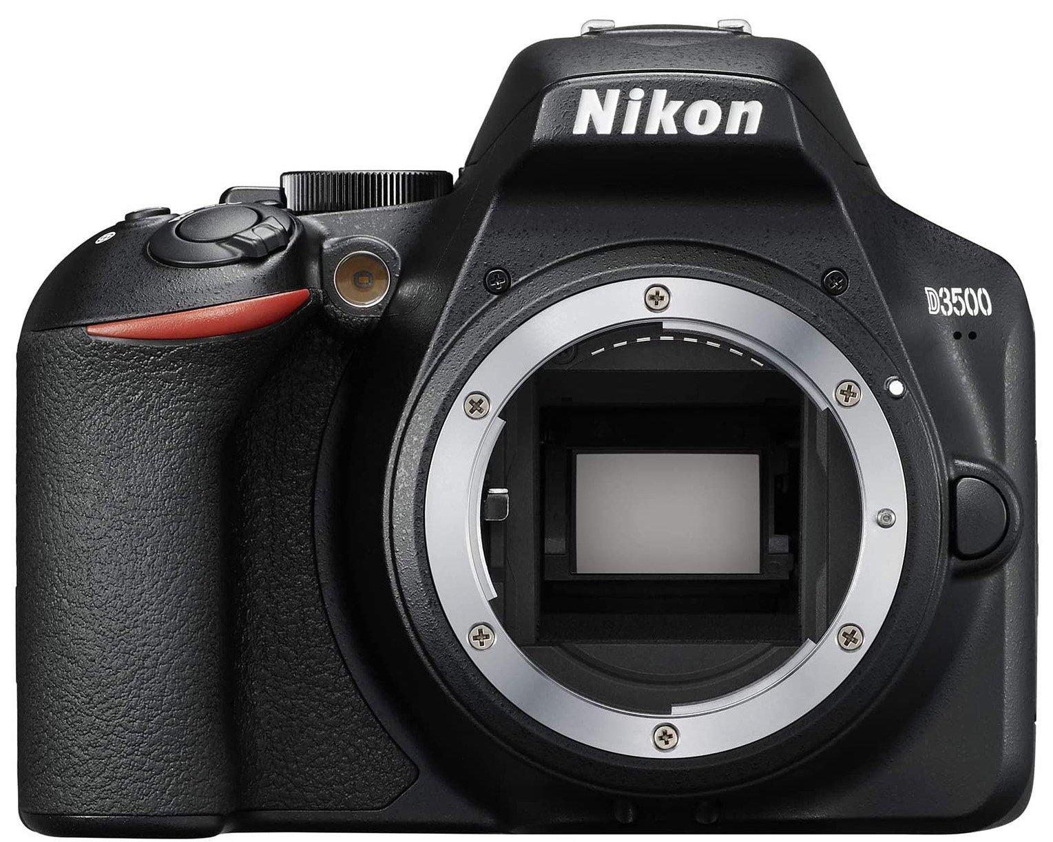 Nikon D3500 - base de datos
