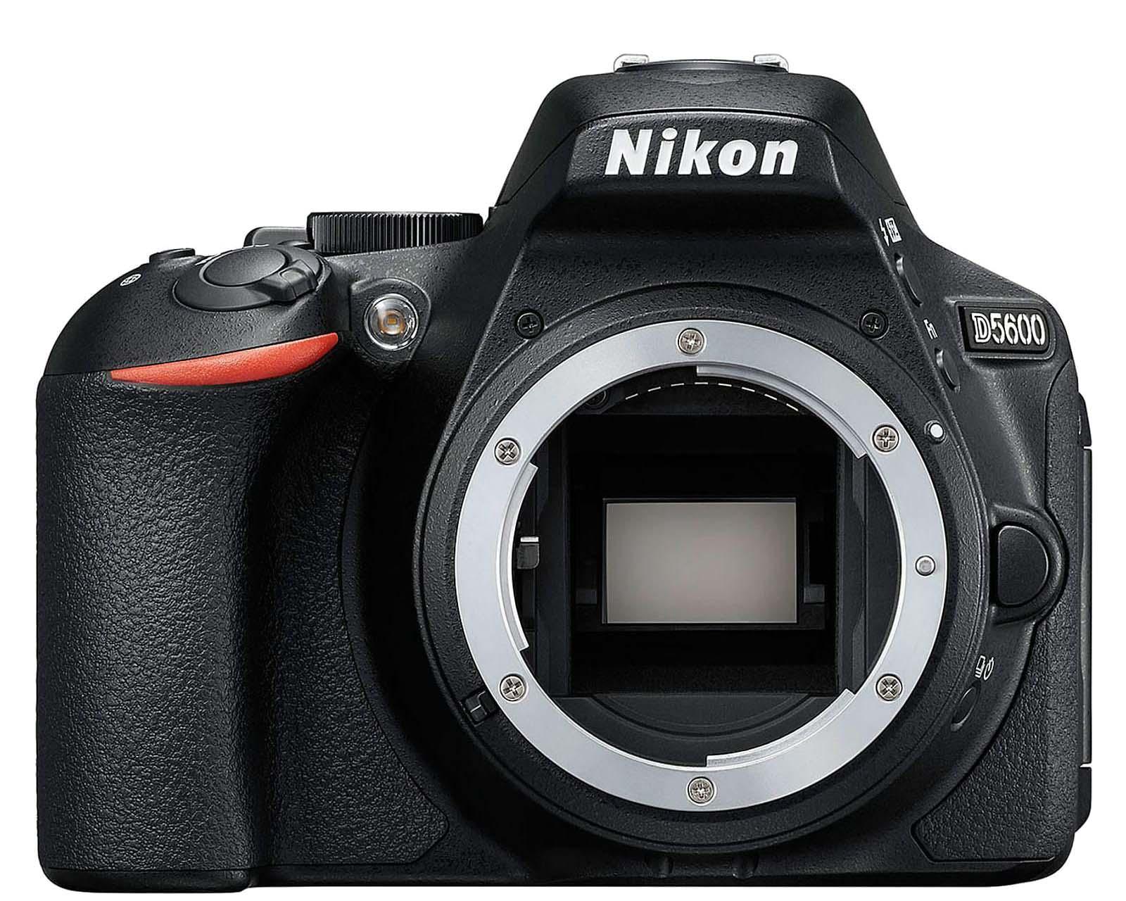Nikon D5600 - base de datos