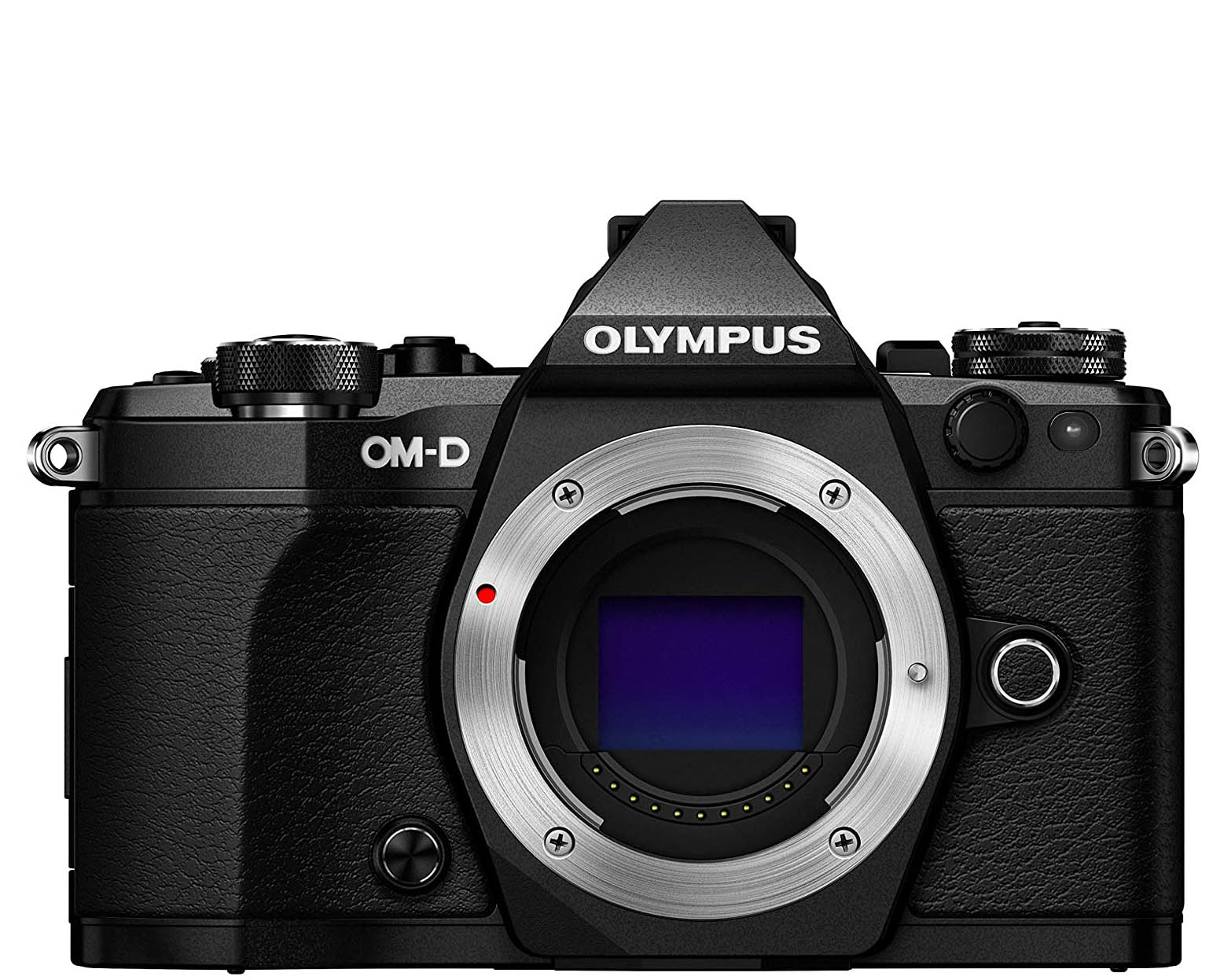 Olympus E-M5 II - base de datos
