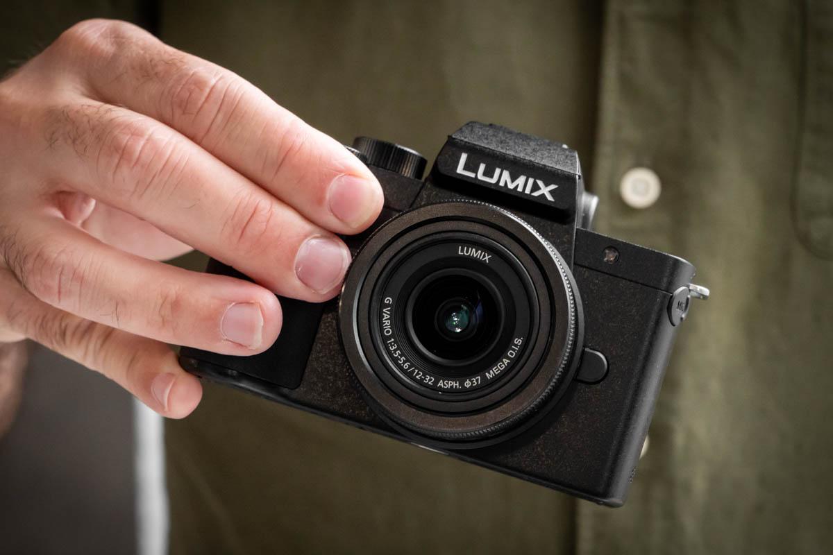 Panasonic Lumix G100V-8