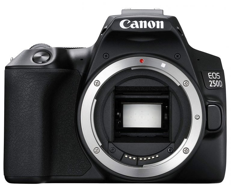 Canon EOS 250 D (Rebel SL3)